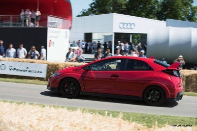 Goodwood Festival of Speed 2015 - DAY TWO Gallery + Action GIFS 42