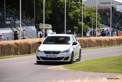 Goodwood Festival of Speed 2015 - DAY TWO Gallery + Action GIFS 43