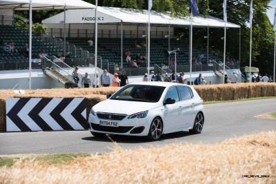 Goodwood Festival of Speed 2015 - DAY TWO Gallery + Action GIFS 45