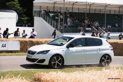 Goodwood Festival of Speed 2015 - DAY TWO Gallery + Action GIFS 46
