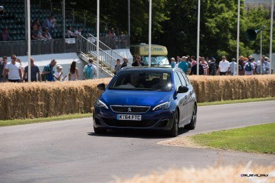 Goodwood Festival of Speed 2015 - DAY TWO Gallery + Action GIFS 5