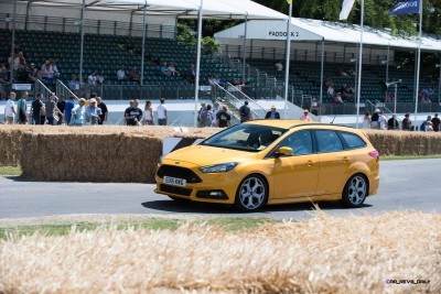 Goodwood Festival of Speed 2015 - DAY TWO Gallery + Action GIFS 57