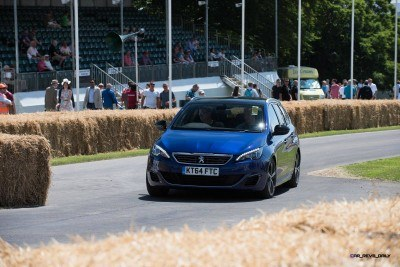 Goodwood Festival of Speed 2015 - DAY TWO Gallery + Action GIFS 6