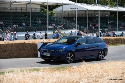 Goodwood Festival of Speed 2015 - DAY TWO Gallery + Action GIFS 7