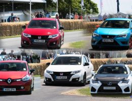 Goodwood Festival of Speed 2015 – DAY TWO Gallery + Action GIFS
