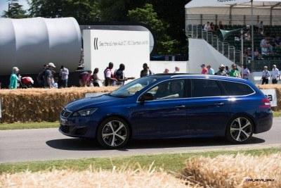 Goodwood Festival of Speed 2015 - DAY TWO Gallery + Action GIFS 8