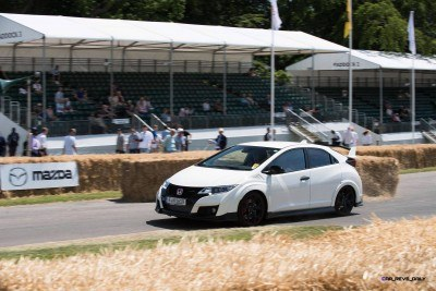 Goodwood Festival of Speed 2015 - DAY TWO Gallery + Action GIFS 80