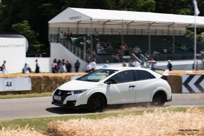 Goodwood Festival of Speed 2015 - DAY TWO Gallery + Action GIFS 81