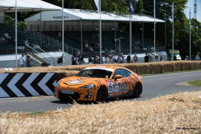 Goodwood Festival of Speed 2015 - DAY TWO Gallery + Action GIFS 93