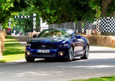 Goodwood Festival of Speed 2015 - New Cars 1