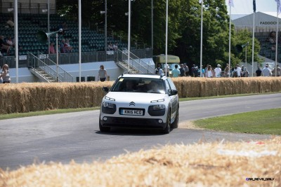 Goodwood Festival of Speed 2015 - New Cars 101