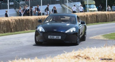Goodwood Festival of Speed 2015 - New Cars 116
