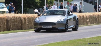 Goodwood Festival of Speed 2015 - New Cars 122