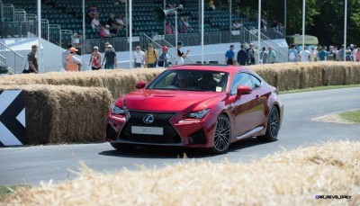 Goodwood Festival of Speed 2015 - New Cars 138