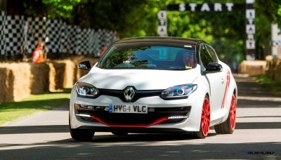 Goodwood Festival of Speed 2015 - New Cars 14