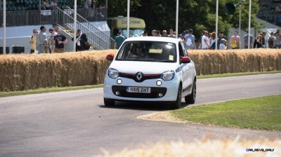 Goodwood Festival of Speed 2015 - New Cars 142