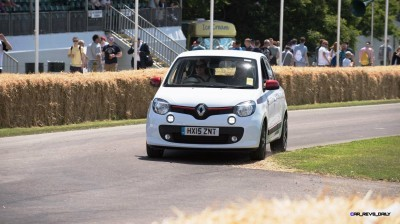 Goodwood Festival of Speed 2015 - New Cars 143