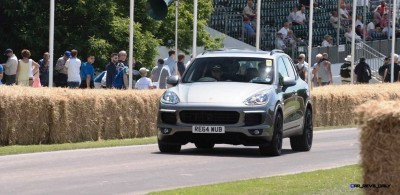 Goodwood Festival of Speed 2015 - New Cars 147