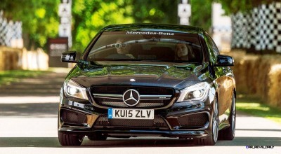 Goodwood Festival of Speed 2015 - New Cars 15