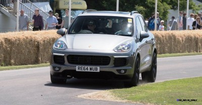 Goodwood Festival of Speed 2015 - New Cars 150