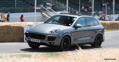 Goodwood Festival of Speed 2015 - New Cars 154
