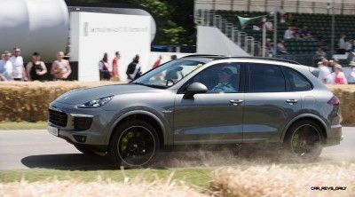 Goodwood Festival of Speed 2015 - New Cars 155