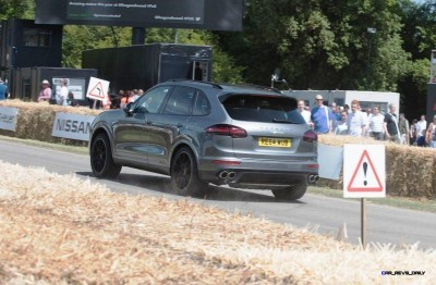 Goodwood Festival of Speed 2015 - New Cars 156