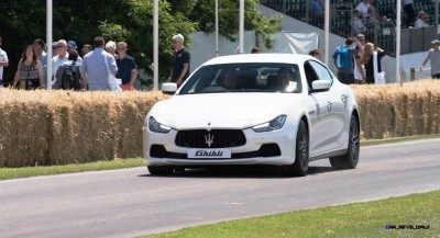 Goodwood Festival of Speed 2015 - New Cars 157