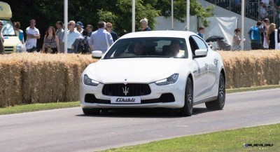 Goodwood Festival of Speed 2015 - New Cars 158
