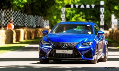 Goodwood Festival of Speed 2015 - New Cars 16