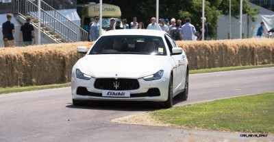 Goodwood Festival of Speed 2015 - New Cars 160