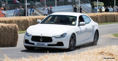 Goodwood Festival of Speed 2015 - New Cars 161