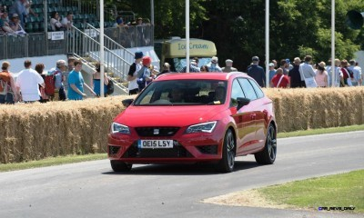 Goodwood Festival of Speed 2015 - New Cars 177