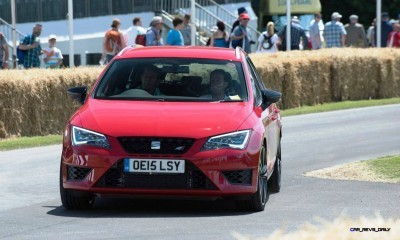 Goodwood Festival of Speed 2015 - New Cars 178