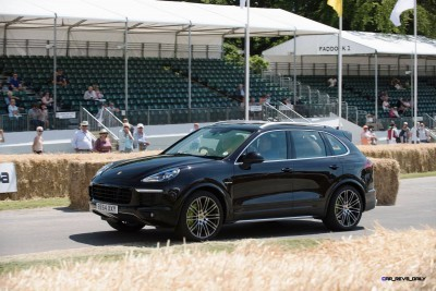 Goodwood Festival of Speed 2015 - New Cars 181