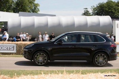 Goodwood Festival of Speed 2015 - New Cars 182