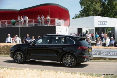 Goodwood Festival of Speed 2015 - New Cars 184