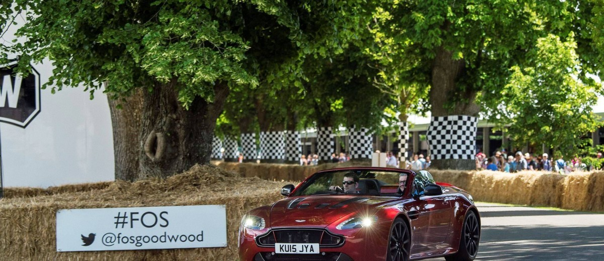 Goodwood Festival of Speed 2015 - New Cars 25