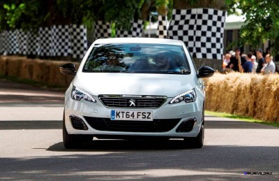 Goodwood Festival of Speed 2015 - New Cars 3