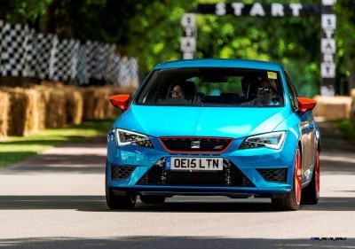Goodwood Festival of Speed 2015 - New Cars 5