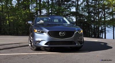 HD Drive Review Video - 2016 Mazda6 Grand Touring 11