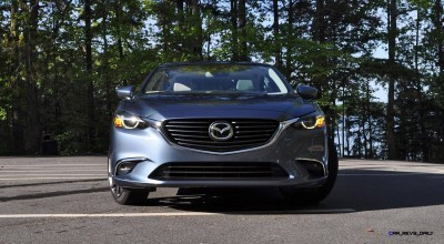 HD Drive Review Video - 2016 Mazda6 Grand Touring 12