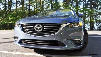 HD Drive Review Video - 2016 Mazda6 Grand Touring 13