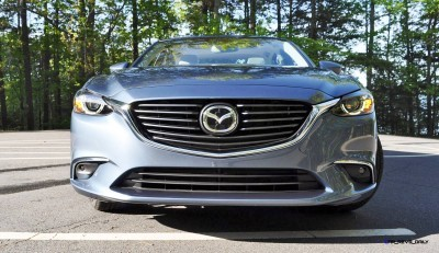 HD Drive Review Video - 2016 Mazda6 Grand Touring 15