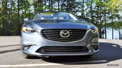 HD Drive Review Video - 2016 Mazda6 Grand Touring 17