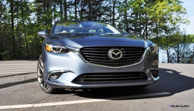 HD Drive Review Video - 2016 Mazda6 Grand Touring 19