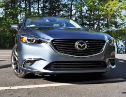 4K HD Drive Review – 2016 Mazda6 GT is FANTASTIC! (90 Pics)