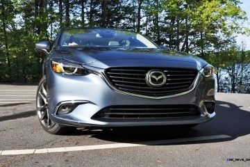 HD Drive Review Video - 2016 Mazda6 Grand Touring 20