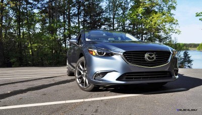 HD Drive Review Video - 2016 Mazda6 Grand Touring 22
