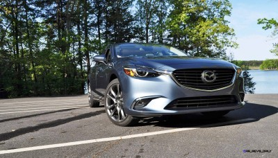 HD Drive Review Video - 2016 Mazda6 Grand Touring 23